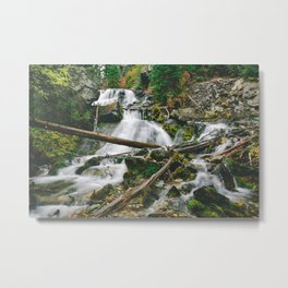 Lost Creek Metal Print