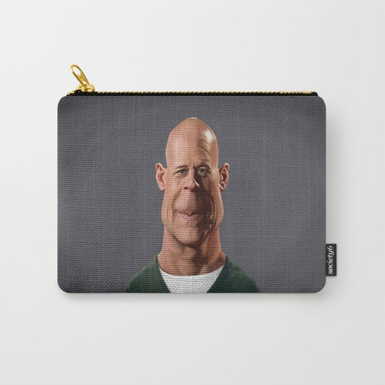 Celebrity Sunday - Bruce Willis Carry-All Pouch
