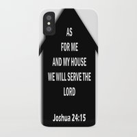 bible verses iPhone & iPod Cases featuring Bible verse by cmphotography