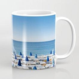 Morning Beach Coffee Mug