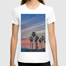 Sunrise at the River Jetties T-shirt