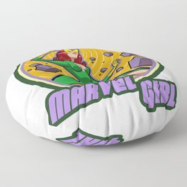 Jean Grey Floor Pillow
