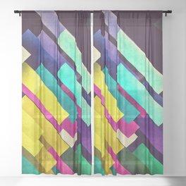 cmyyyyk Sheer Curtain