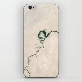 Trace nature iPhone Skin