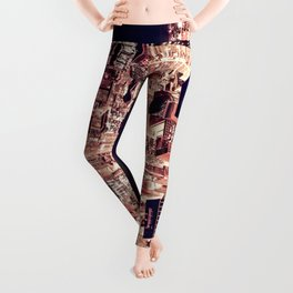 Chicago NightLight Leggings