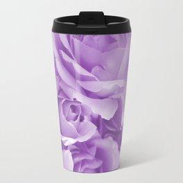 Violet Rose Bouquet For You - Valentine's Day #decor #society6 #homedecor Travel Mug