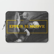 Eppur si muove (ALT Version) Laptop Sleeve