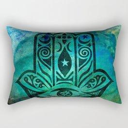 Ancient Guardian Rectangular Pillow
