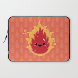 Don't Be Totally Flames Laptop Sleeve