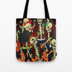 Psychobilly Brawl Tote Bag
