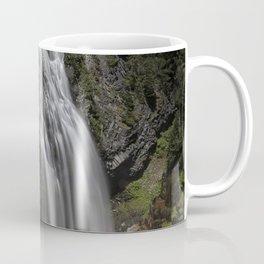 Narada Falls with a Rainbow Coffee Mug