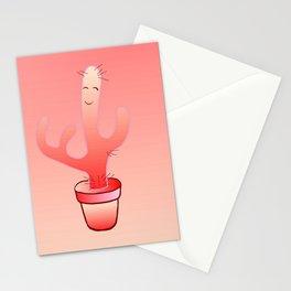 Cactus female Stationery Cards