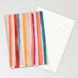Stripes I Stationery Cards