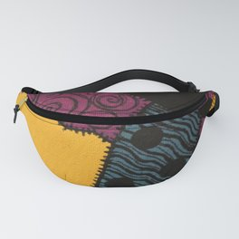 Sally's Dress Pattern - Nightmare Before Christmas Fanny Pack