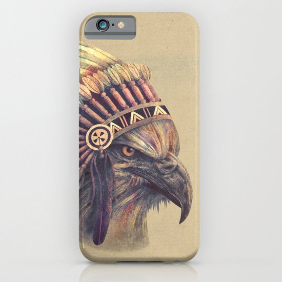 Chief - colour option iPhone & iPod Case
