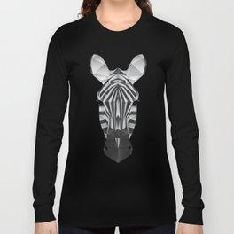 The Animals - Zebra Long Sleeve T-shirt