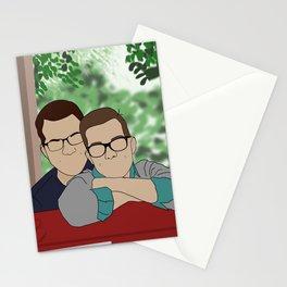 Husband & Husband Stationery Cards