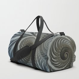 Fascinating Fractals Duffle Bag