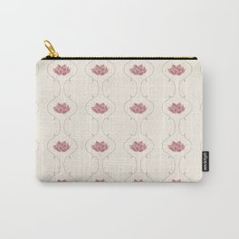 Fly Home Collection Flower Feature Carry-All Pouch