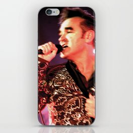 Morrissey  iPhone Skin