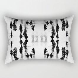 Beachy Reflections Rectangular Pillow