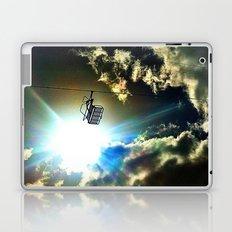 Ski in the Sky Laptop & iPad Skin
