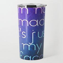 Bitchface Travel Mug