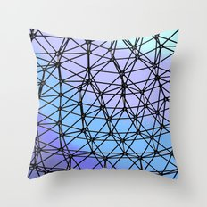 Between The Lines #2 Throw Pillow