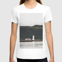 The Rubha Nan Gall Lighthouse T-shirt