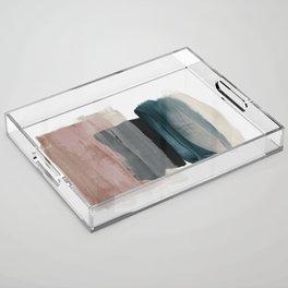 minimalism 1 Acrylic Tray