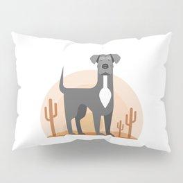 Odin of the Desert Pillow Sham
