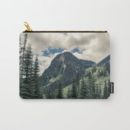Snow Lake Mountain Hike Carry-All Pouch