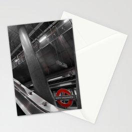 Monochrome Underground  Stationery Cards