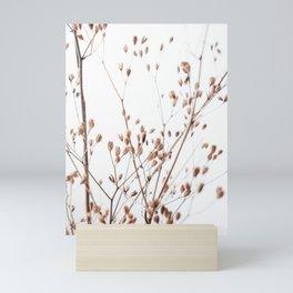 Weeds I Mini Art Print