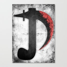 Killer Music Canvas Print