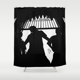 Now! Shower Curtain
