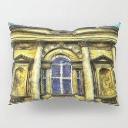 Roman Bath Van Gogh Pillow Sham