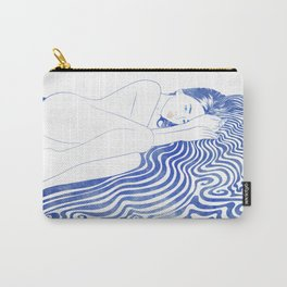 Water Nymph XXVIII Carry-All Pouch
