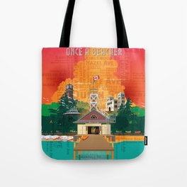 Once A Beacher Tote Bag