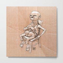 Granpa' 2040 Metal Print