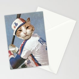 Montreal 'Chat'pos Stationery Cards