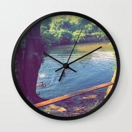 Goose Creek Wall Clock