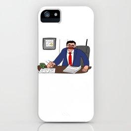 Gazillionaire iPhone Case