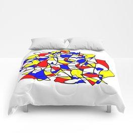 Mondrian Sneeze Comforters