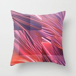 Fire V1 Throw Pillow