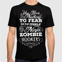 Nothing to fear but ninja zombie hookers by celiakyle