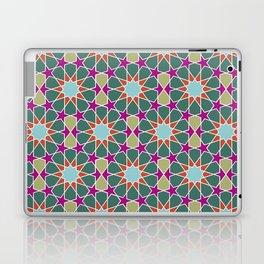 islamic geometric pattern Laptop & iPad Skin