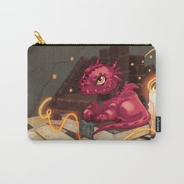 The Dragon Library Carry-All Pouch
