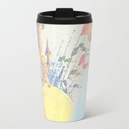 Monty Python & The Holy Grail. The Script Print! Travel Mug