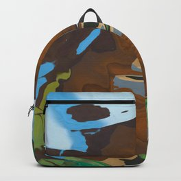 The palette of earth Backpack